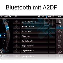 Z-N965 mit Bluetoothsystem für Freispechen und Musikstreaming