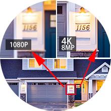 4K Ultra HD Image