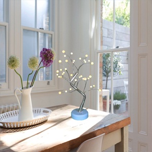 adjustable branches desk table lights