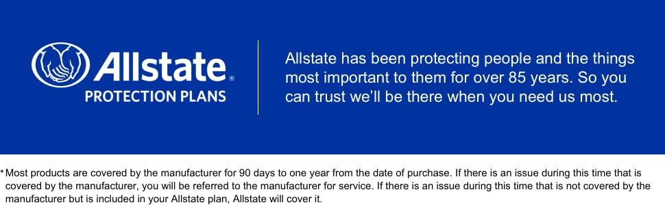 Allstate Protection Plans