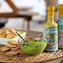 olive oil, casitas, children