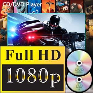 Car DVD CD Player