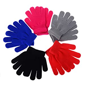 Kintted Gloves