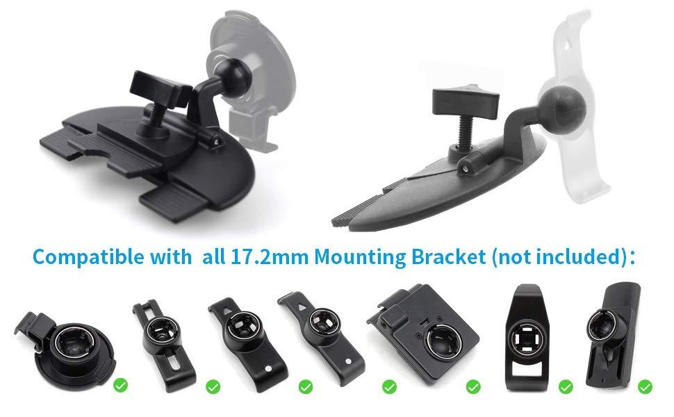 Apps2car Garmin Nuvi Gps Mount Cd Slot Mount Gps Halter Elektronik