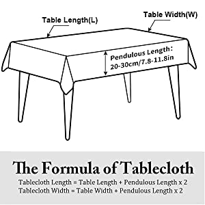 table clothes for rectangle tables