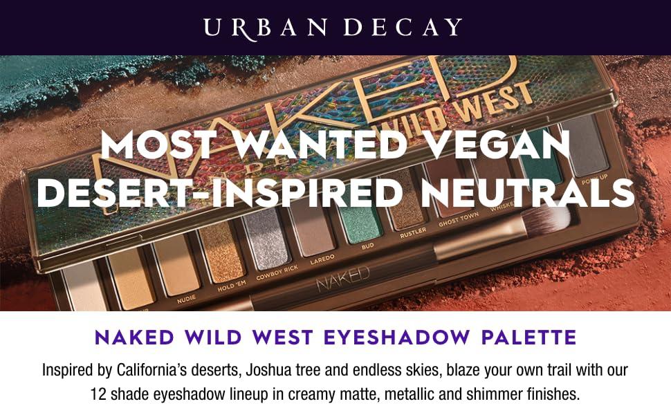 Wild West Palette