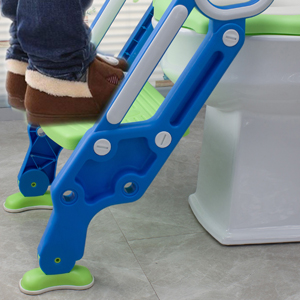 potty training seat, cushion potty training seat, potty ladder, anti slip potty seat, adjustable