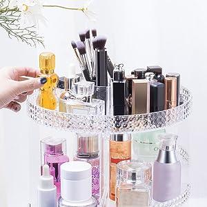 make up organizer 3