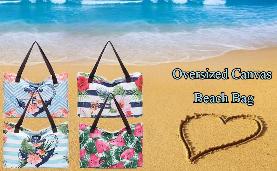 XXL Oversized Beach Bag