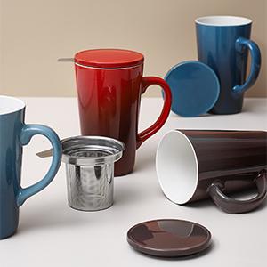 Cup und Mug Tea for One M/öwe 500ml