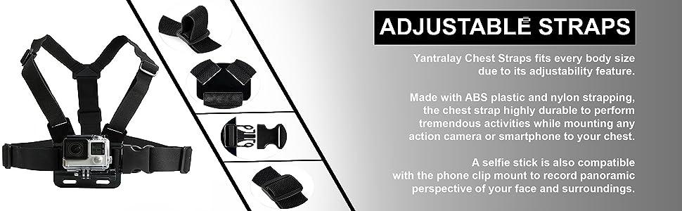 chest strap for camera, camera chest trap, go pro chest strap, mobile accessories, gopro accessories