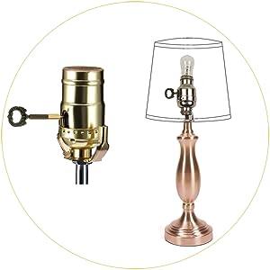 LAMP TURN