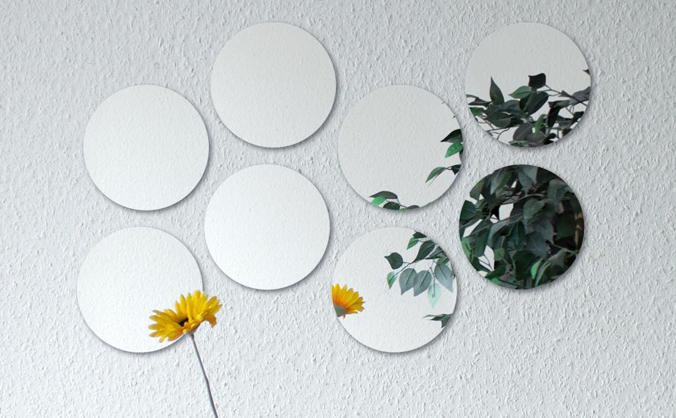 Spiegelfliesen Set Spot