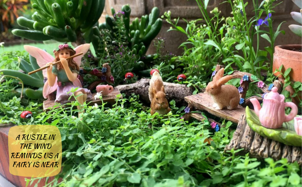 Amazon Com Pretmanns Fairy Garden Fairy Accessories Miniature