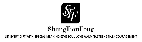 ShangTianFeng gift present for women men female lady old mom mother daughter in law birthday Xmas
