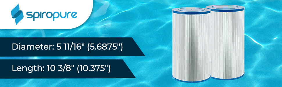 SP-PS-1330 Pool amp; Spa filter