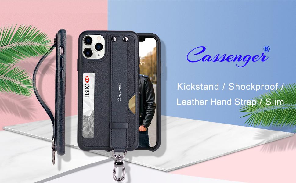Phone 11 Pro Max Case Black