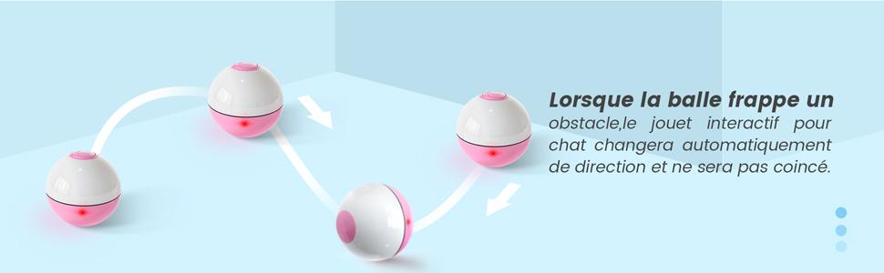 Iokheira Jouet pour Chat