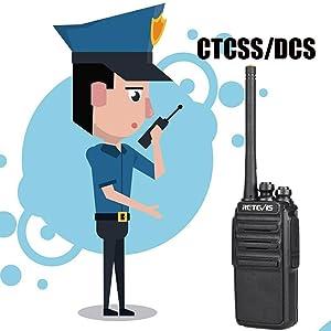 walkie talkie recargable