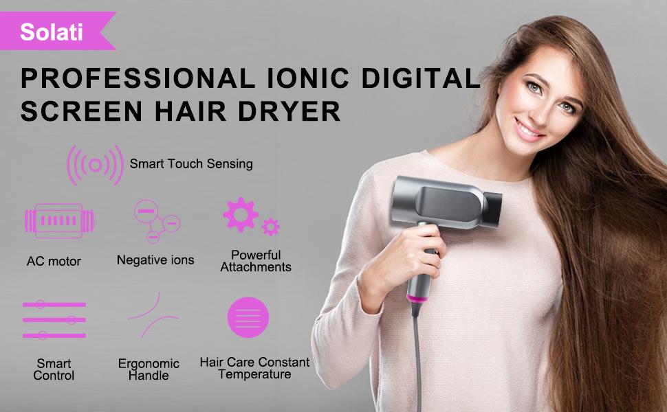 Ionic Hair Dryer