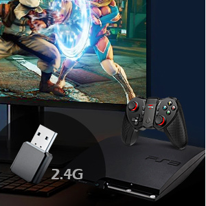 Support PC & PS3