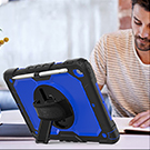 iPad 7th Generation Case for Playing/Traveling/Kids/Working assisting
