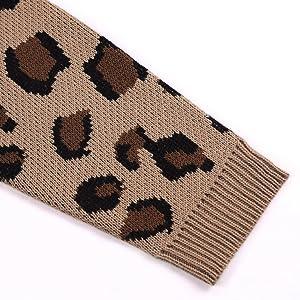 Leopard Cardigan for Women