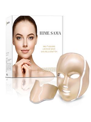 led skin mask
