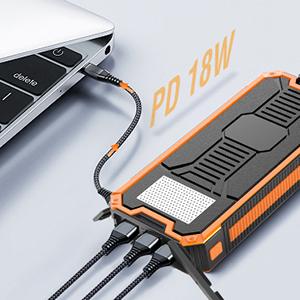 charging laptop