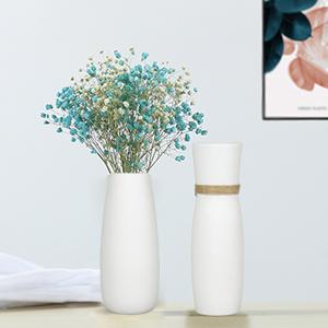 pair of vases opps white ceramic vases clay vases of floors tall skinny vase farmhouse base  vases