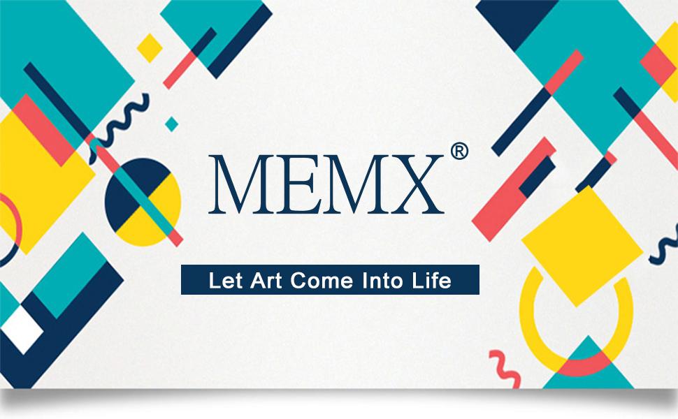 MEMX Sketch Book