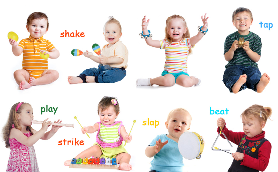 Musical Instruments for Toddlers