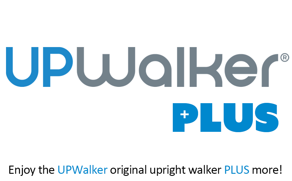 Upwalker, UPWalker upright walker, walker, walk upright, stable, stability, certified, plus
