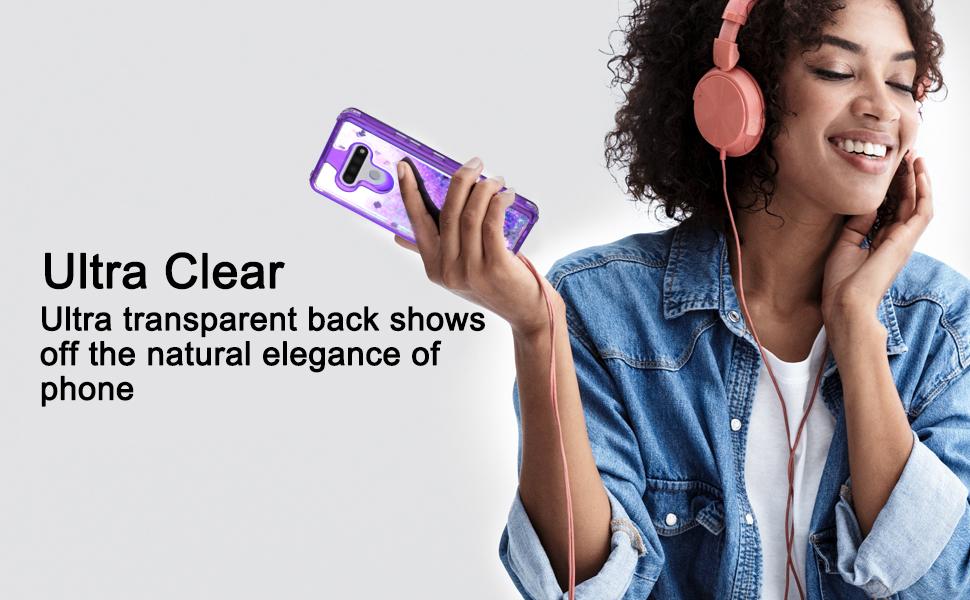 lg stylo 6 purple case