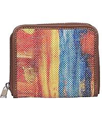 mini wallet abstract amaze