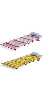 アウトドア ベッド 折りたたみ式ベッド キャンピングベッド 超軽量