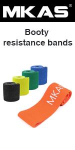6cm resistance bands set