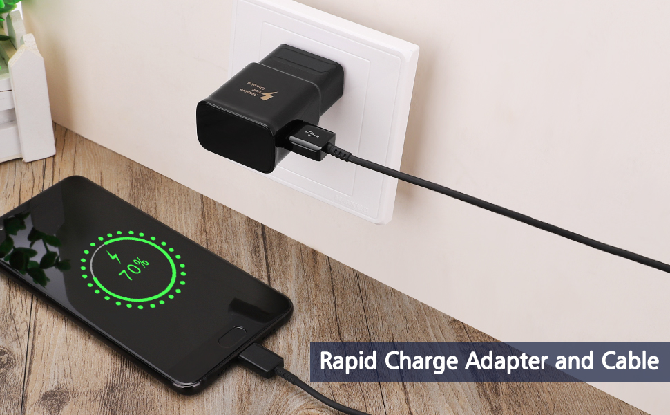 samsung galaxy s9 s8 note 9 8 fast charger