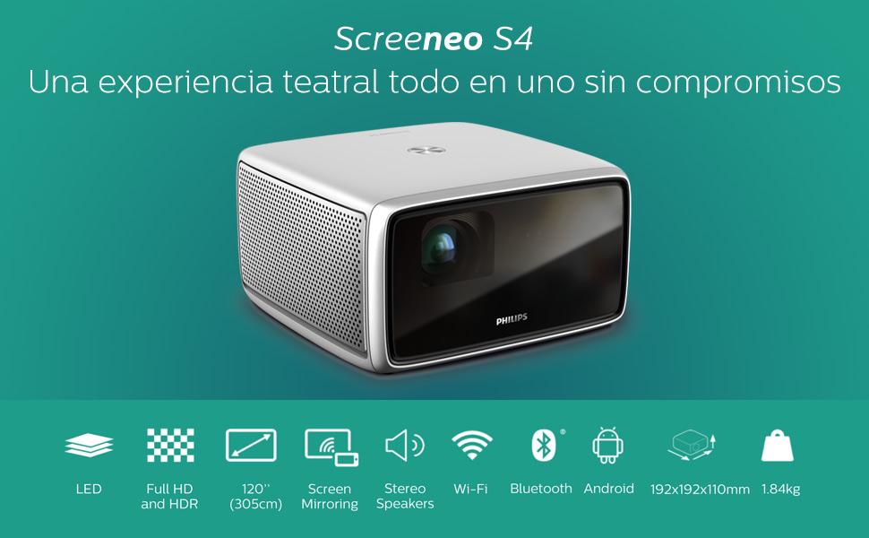 Screeneo S4.: Amazon.es: Electrónica