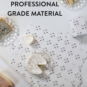Professional Grade Material - Cheese and White Cheese Storage Paper
