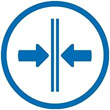 Automatic keyhole shutter seatylock mason