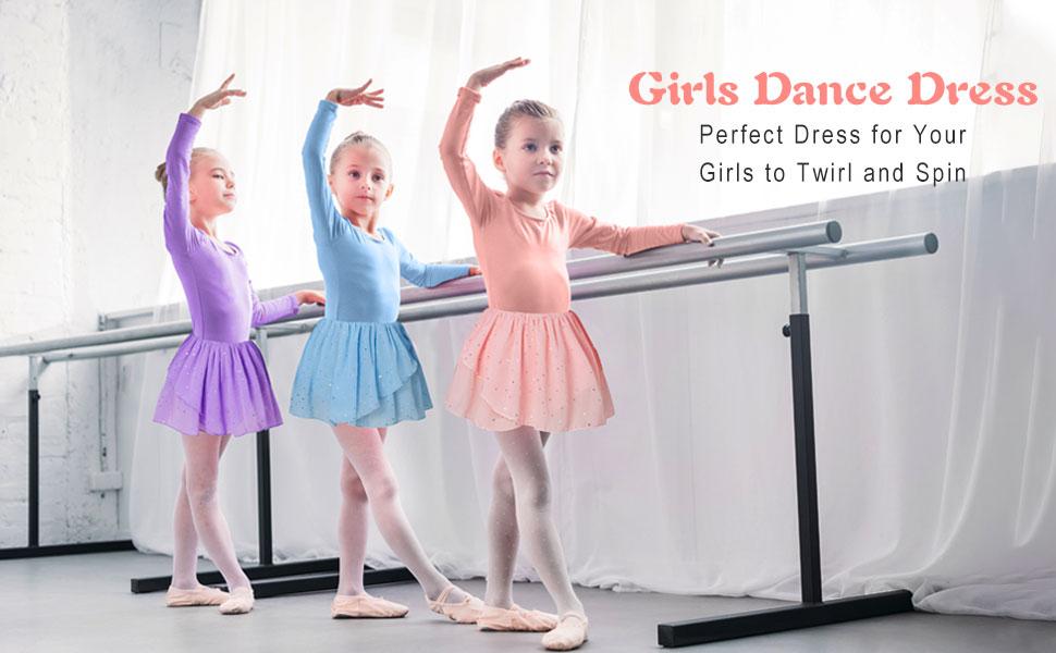 Girls Ballet Leotards