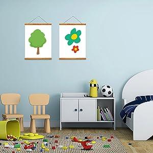 magnetic poster hanger,picture frame,poster hanger
