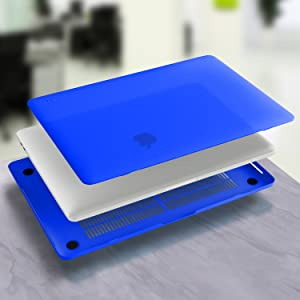 13 inch macbook pro case, easy to install hard shell cover, macbook pro 13 inch case 2018
