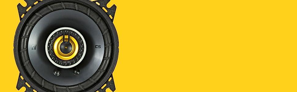 KICKER Performance Audio CS Series Coaxials
