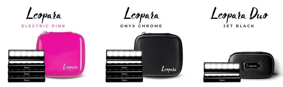 Leopara makeup lighting hollywood vanity mirror led strip lights ring light professional lighting