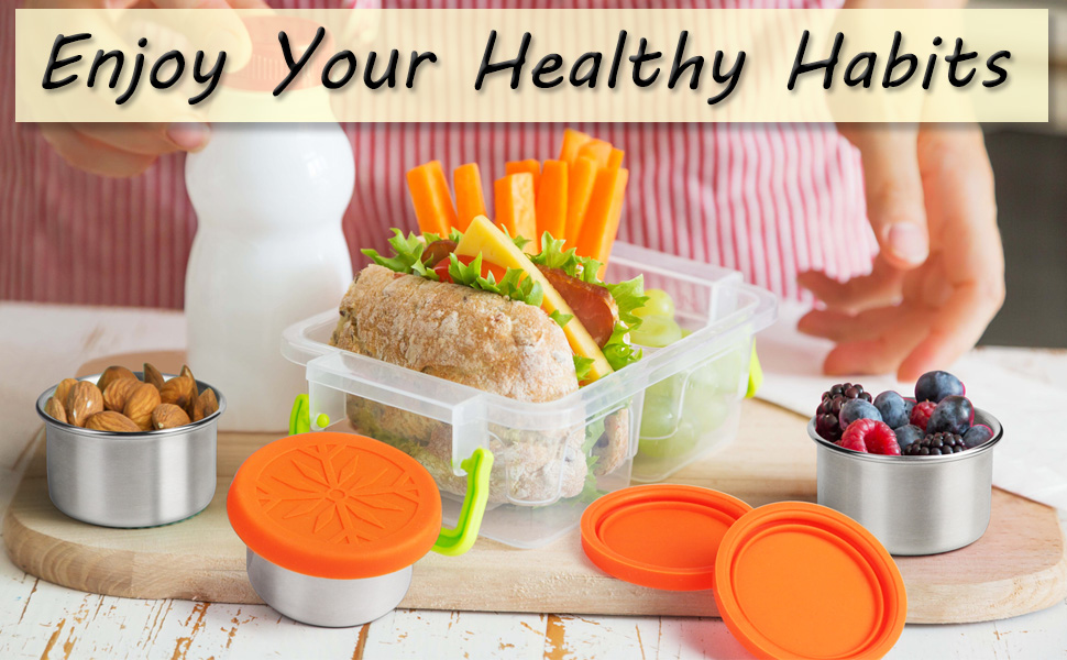 Salad Dressing Container-1