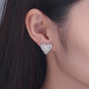 stud earrings for sensitive ears