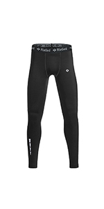 Boys Compression Base Layer Pants