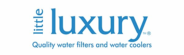 Little Luxury, water cooler, water dispenser, water filter, filtration, mini, hydrate, filtered